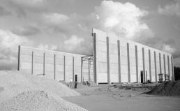 Kühlhaus Bollingstedt Planung und Errichtung eines Tiefkühlhause mit 3 Kühlhallen