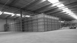 Logistik- und Montagehalle LAGO A, Regensburg
